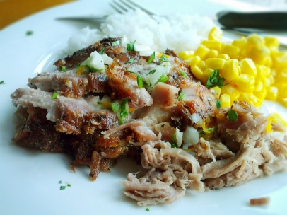 Latino Pork Roast
